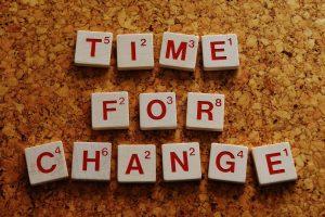 change management new work